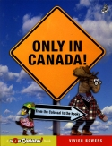 Only in Canada! book cover